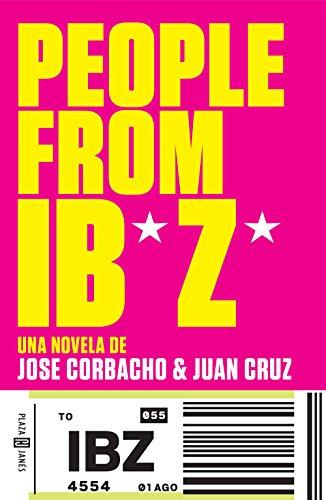 LIBRO PEOPLE FROM IBIZA PORTADA